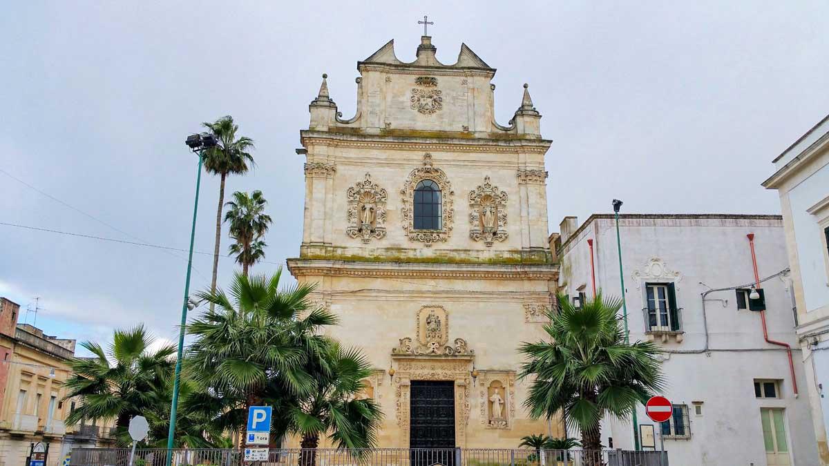 Chiesa del Carmine - GALATINA.INFO